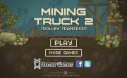 Игра Mining Truck 2 на FlashRoom