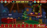 Игра Xmas Santa Claus Statue Rescue на FlashRoom