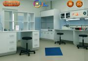 Игра Побег из химической лаборатории на FlashRoom