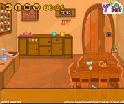 Игра Wooden Dining Room Escape фото