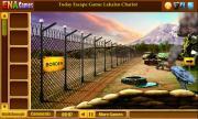 Escape From Border на FlashRoom