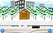Игра Рождественский город на FlashRoom