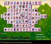 Super Mario Mahjong на FlashRoom
