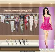 Betsey Johnson Spring 2012 на FlashRoom