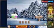 Игра Snowy Island Escape фото
