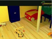 Yellow Kids Room на FlashRoom