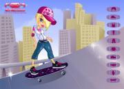 Oksi Scater Girl на FlashRoom