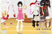Christmas Dress Up на FlashRoom