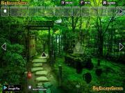 Игра Побег из жуткой японской деревни на FlashRoom