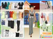 Elegant Girl Dress Up на FlashRoom
