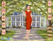 Игра Vintage Style Dress Up Game на FlashRoom