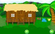 Игра Побег с вулканического пляжа на FlashRoom