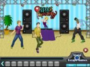 Игра Holiday Time Travel Escape New Years Eve на FlashRoom