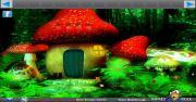 Mushroom Hamlet Escape на FlashRoom