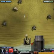 Игра Tankblitz Zero на FlashRoom