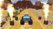 Игра Monster Truck на FlashRoom