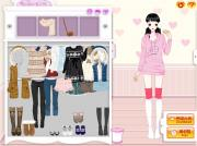 Warm Fashion Dress Up на FlashRoom