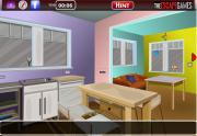 Soothing House Escape на FlashRoom