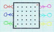Green Square Thing на FlashRoom