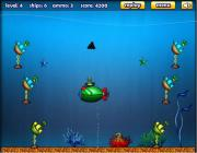 Игра Green Submarine фото