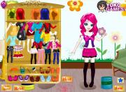 Happy Painting Dress Up Game