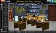 Игра Escape From Physics Laboratory на FlashRoom