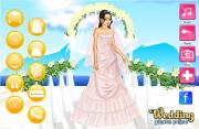 Pretty Romantic Bride Dress Up на FlashRoom