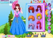 Sweet Princess Dress Up
