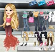Funky Bratz Doll на FlashRoom
