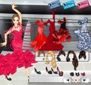 Flamenco Dancer на FlashRoom