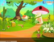 Mushroom Village Escape на FlashRoom