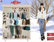 Winter Fun Dress Up на FlashRoom