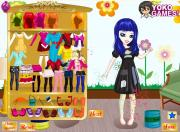 Happy Painting Dress Up Game на FlashRoom