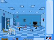 Blue Room Escape на FlashRoom