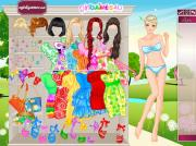 Girly Summer Style Dress Up
