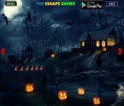 Игра Джек Хеллоуин на FlashRoom