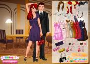 High Society Couple Dress Up