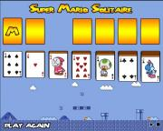 Игра Super Mario Solitaire фото