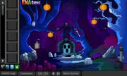 Игра Halloween Cat Escape фото