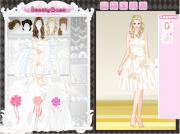 Bride Princess Dress Up на FlashRoom
