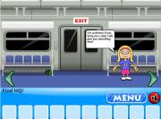 Игра Find HQ Subway фото