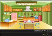 Escape from Kitchen на FlashRoom