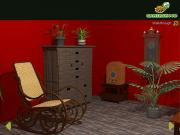 Red Sitting Room Escape на FlashRoom