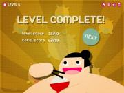 Hungry Sumo - New Levels