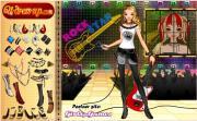 Rockstar Diva Dress Up на FlashRoom
