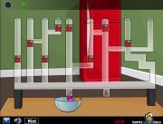 Experimental Room Escape на FlashRoom