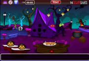 Игра Escape The Halloween Tom фото