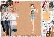 Shopping Girl 4 на FlashRoom