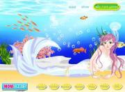 Mermaid  Dress Up на FlashRoom