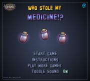 Who Stole My Medicine?